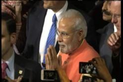 Narendra Modi at Madison Square Garden - A Summary