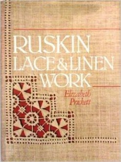 Ruskin Lace from the Lake District