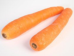 Carrot is a rich source of beta carotene which is very beneficial for eye