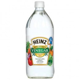 One of the many brands of White Vinegar available.