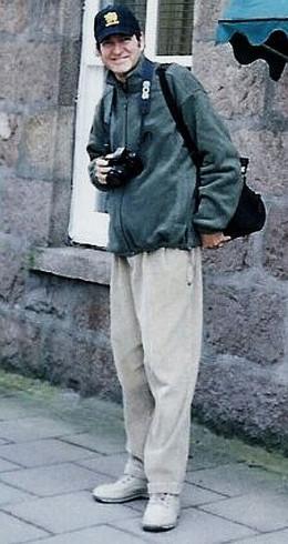 JR 'hittin the streets' in Scotland