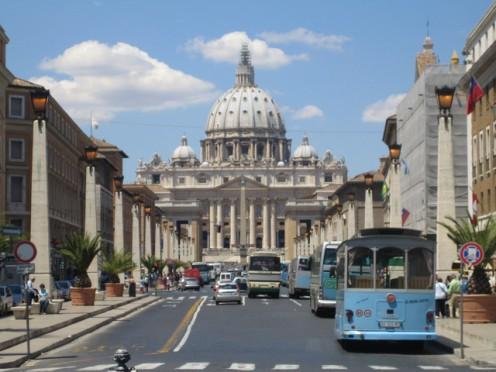 St Pauls, Rome
