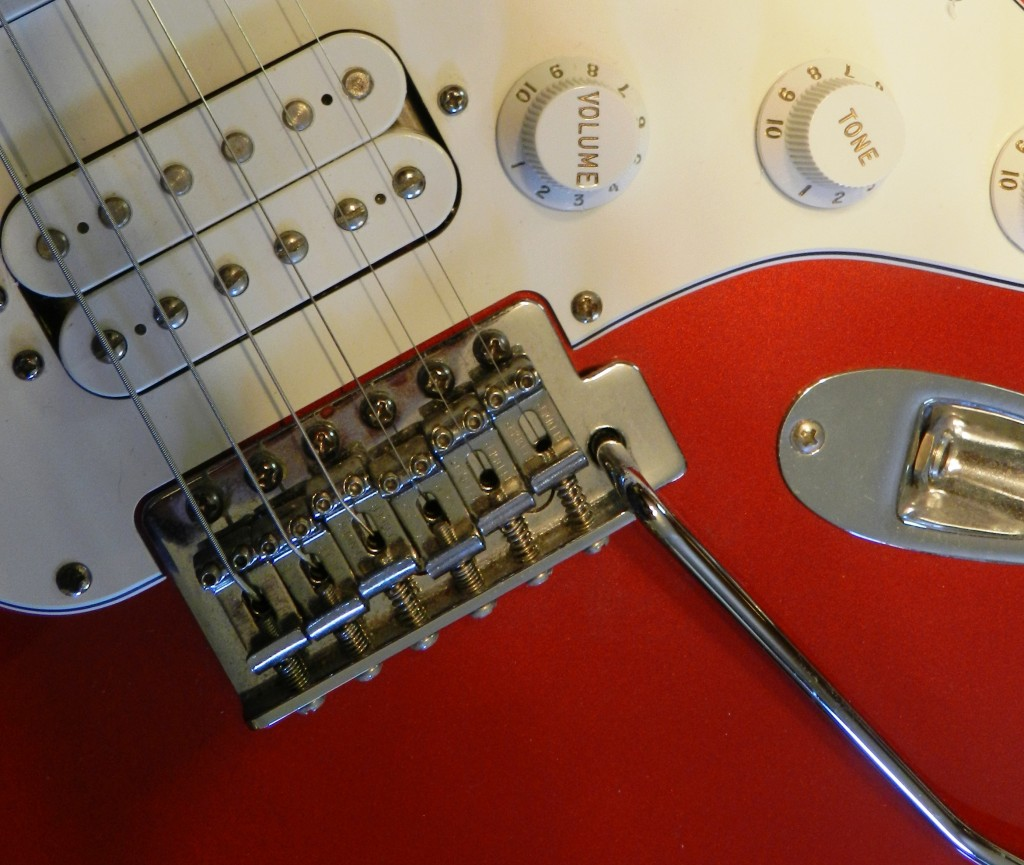 electric guitar bridge types which is right for you