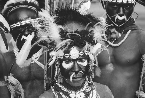 Fore tribe, Papa New Guinea