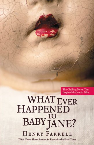Whatever Happened to Baby Jane: The novel