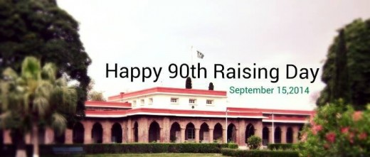 Happy 90th Raising Day