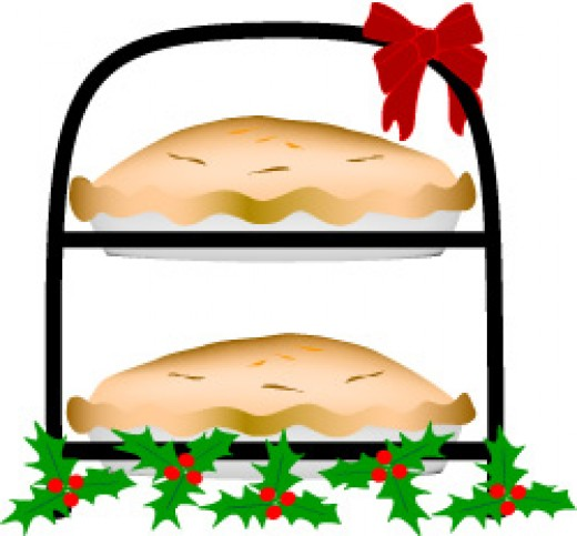 Christmas Pies, free for personal use
