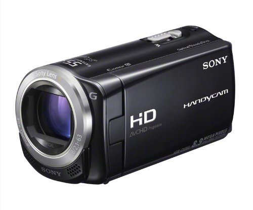 Sony Handycam (pictured above).
