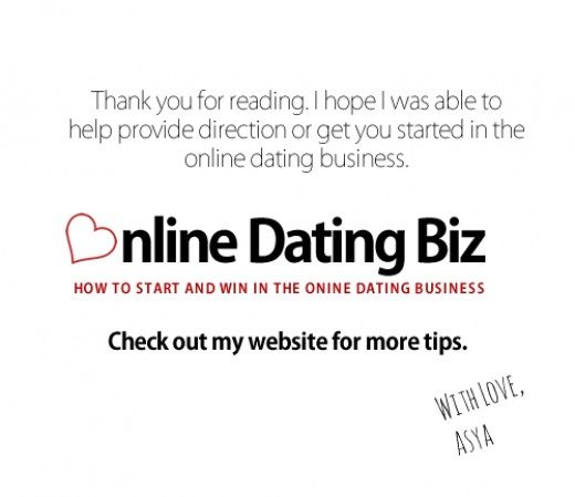 Start your own matchmaking business