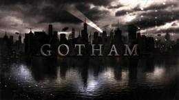 Gotham City in all its dark glory