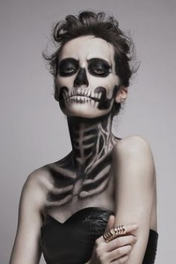Hauntingly Beautiful Skeleton Costumes