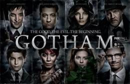 "The cast of ""Gotham"""