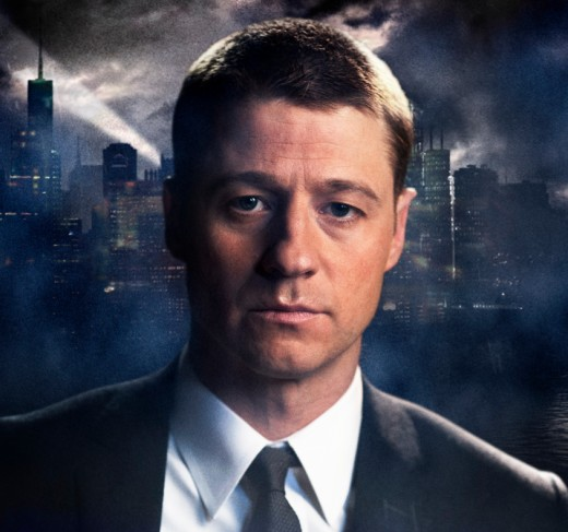 Ben McKenzie as Detective Jim Gordan