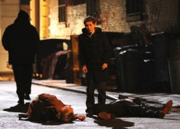 The Waynes gunned down in Crime Alley
