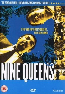 Nine Queens: An exciting, foreign movie