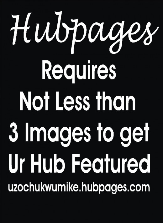 How your hubs can easily featured. A featured hub is a published article.