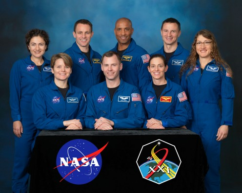 The 2013 class of NASA astronauts.