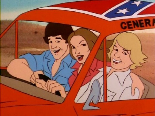 Anybody remember the Dukes cartoon?  It started with Coy and Vance.  Then they were dismissed and Bo and Luke were added.  Only problem is, Bo and Luke have probation requirements.  So should they be racing around the world?