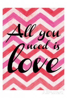 All You Need is Love by Taylor Greene