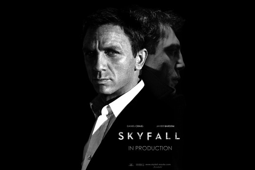Skyfall- *out now* on DVD and Blu-ray