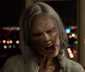 Adalind Schade in all her hexenbiest glory.