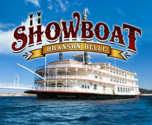 Showboat Branson Belle: Branson, MO
