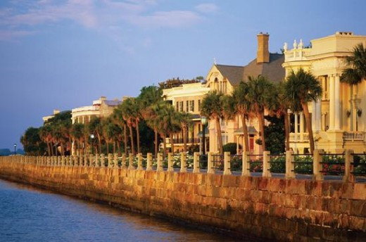 The Battery: Charleston, SC
