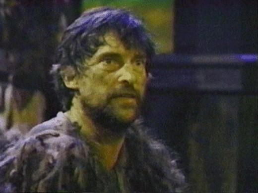 Jeremy Brett as Macbeth in the 1981 version directed by Arthur Allan Seidelman