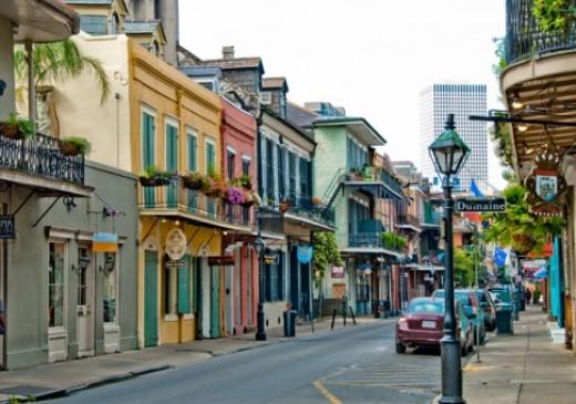 French Quarter: New Orleans, LA