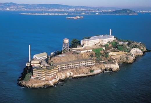 Alcatraz Prison: San Francisco, CA