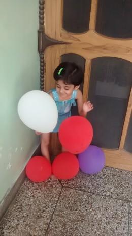 Popping Ballon Game