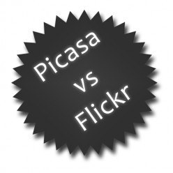 Picasa vs Flickr