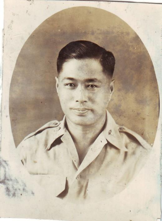 First Lt Dr David J. Katague. D.D.S