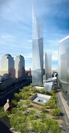 One World Trade Center Memorial, NY