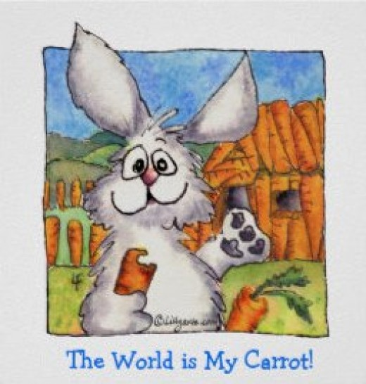 The World Is My Carrot