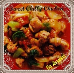 Sweet Chilly Chicken