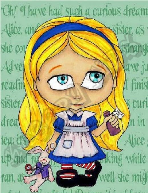 """""""Alice"""" by Marti Matthews and Patty MacDonald"""