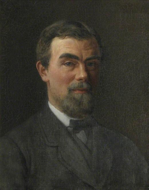 Portrait of Samuel Butler (public domain image)