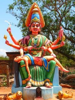 Celebrations Purely Indian: Dussera Part of Navrathri