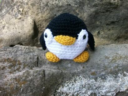 Roly-Poly Tuxedo-Style Penguin