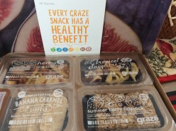 Graze Subscription Box Review