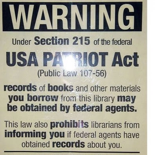 the usa patriot act Usa patriot act: usa patriot act, us legislation passed in 2001 that significantly expanded the search and surveillance powers of federal intelligence and law-enforcement agencies.