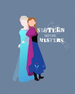 Frozen - Disney Puts Sisters before Misters