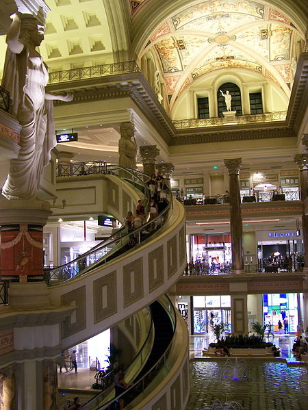 Accessibility at Caesars Palace