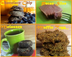 4 Great Pumpkin Cookie Recipes - Vegan and Gluten-Free