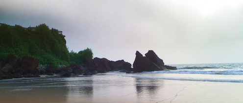 The enchanting Payyambalam Beach