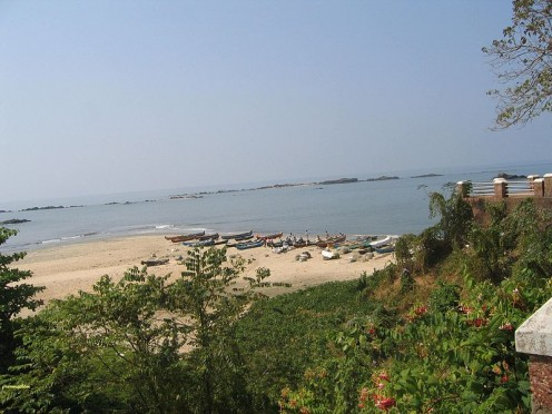 The fascinating Thalassery Beach