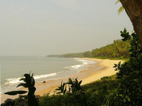 Nadal Beach, Kannur