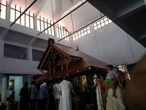 Parassinikkadavu Muthappan Temple