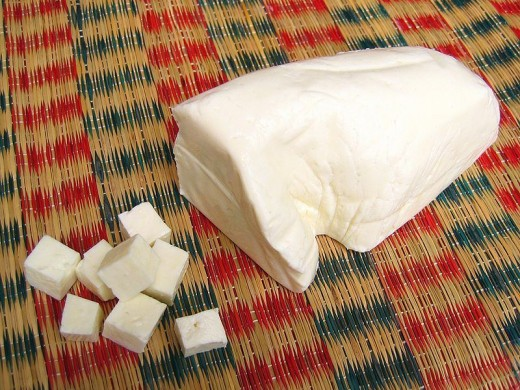 Paneer(Cottage Cheese)